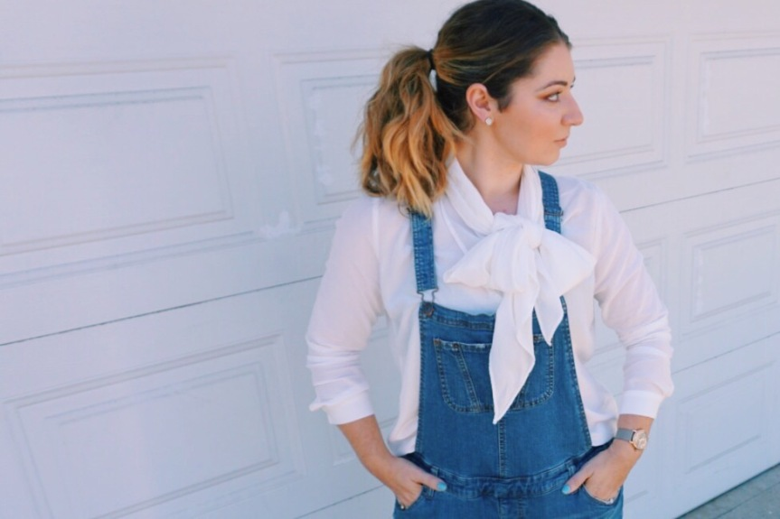 Dress Up Your Overalls