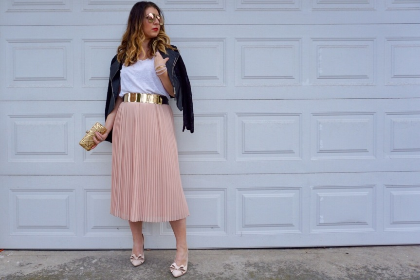 Trends We Love: Accordian Skirt